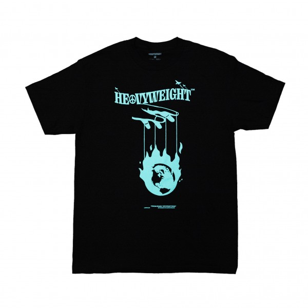 Heavyweight Records - World is Yours Shirt