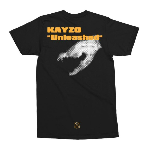 Kayzo - Unleashed Skull T-Shirt