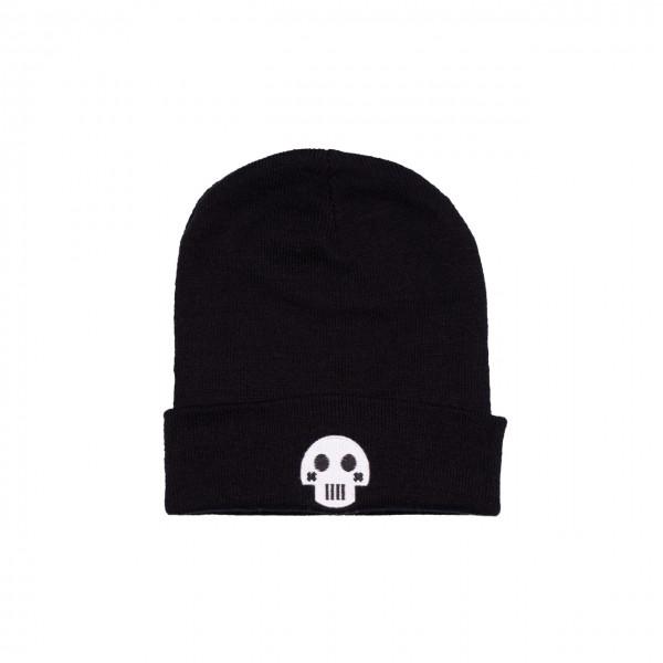 Blacklist - Skull Beanie