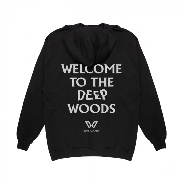 Pretty Pink - Welcome to the Deepwoods Hoodie