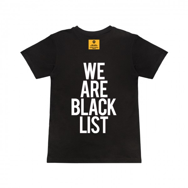 Blacklist - We are T-Shirt Basic 2020