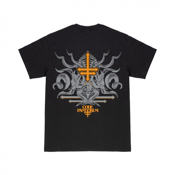 Code:Pandorum - Leviathan x AJs Graphics T-Shirt