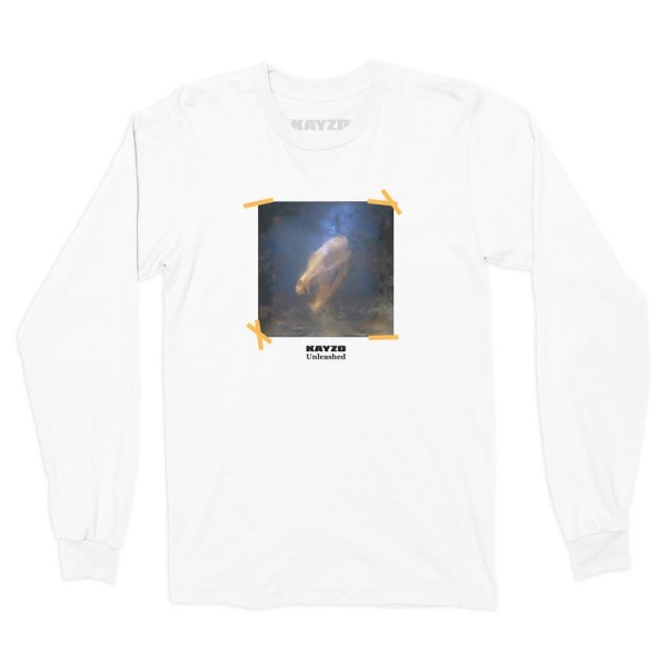 Kayzo - Unleashed Cover Longsleeve Medium (B-Ware)