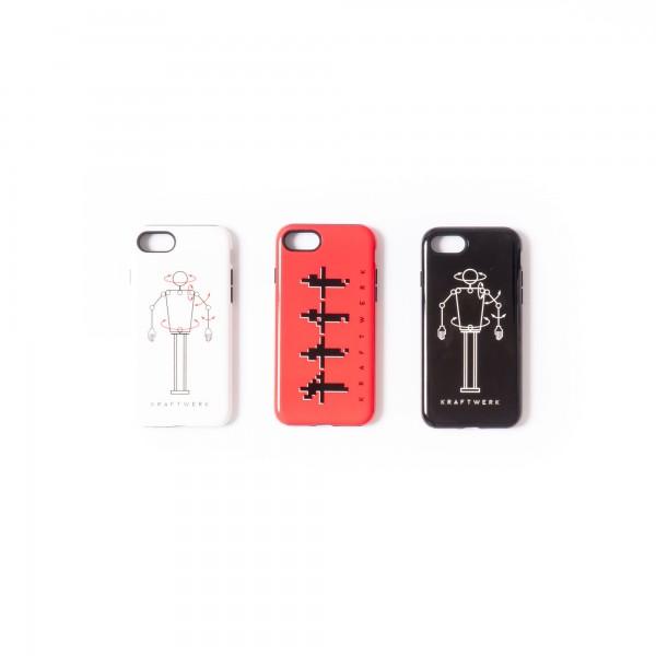 Kraftwerk - Pixel iPhone 7 Hülle