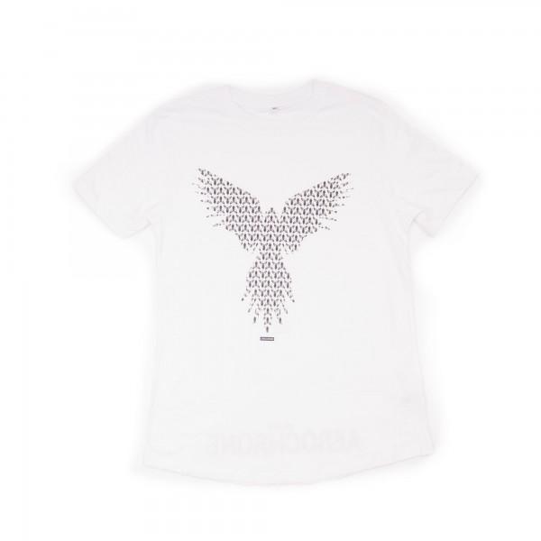 Aerochrone - Phoenix White Longtee