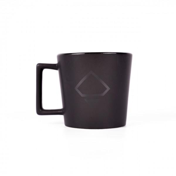 Bootshaus - Black on Black Mug V2