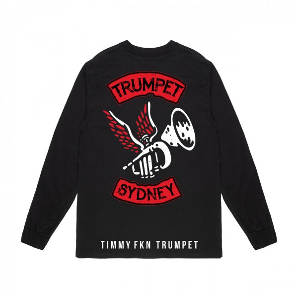 Timmy Trumpet - Sydney Wings Long Sleeve