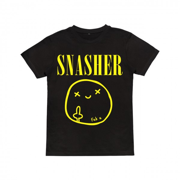 Snash - Snasher T-Shirt