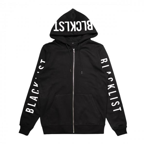 Blacklist - Sleeve Zipper Basic 2020
