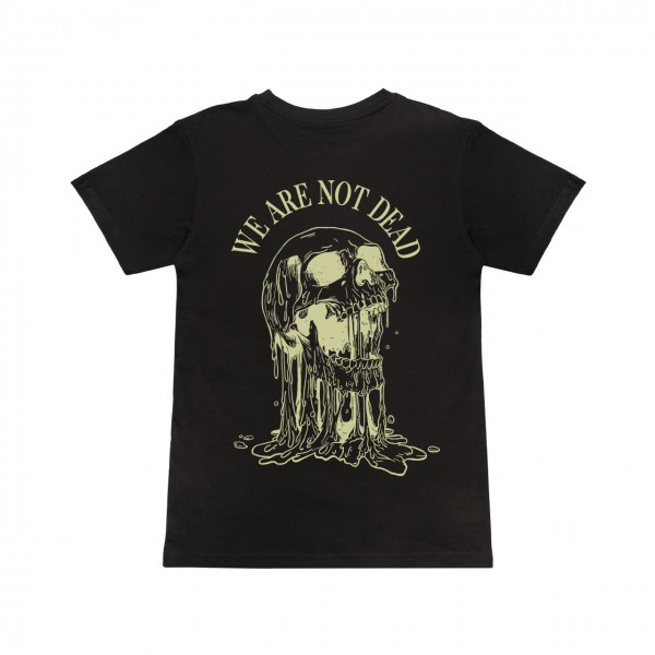 Blacklist - WE ARE NOT DEAD T-Shirt