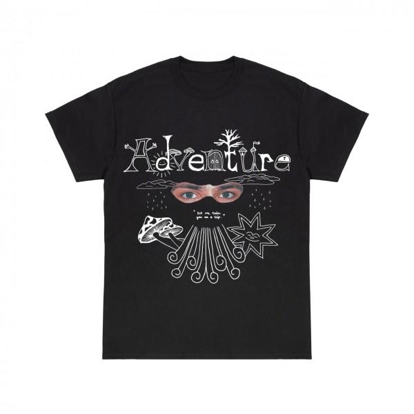 Atrip - Adventure Black Shirt