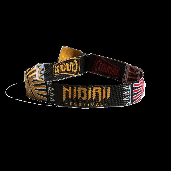 Nibirii - Festival Wristband