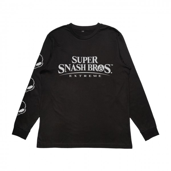 "Snash - Super Snash Bros ""reflective"" Longsleeve"