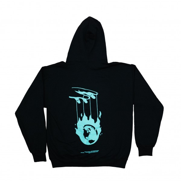 Heavyweight Records - World is Yours Hoodie