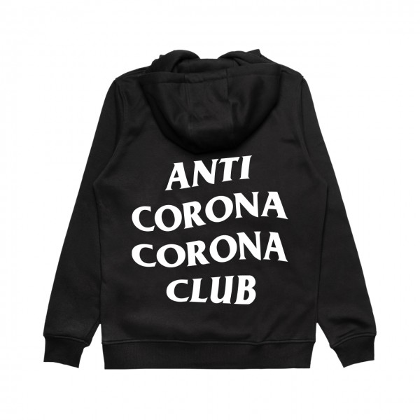 Snash - Anti Corona Corona Club Hoodie