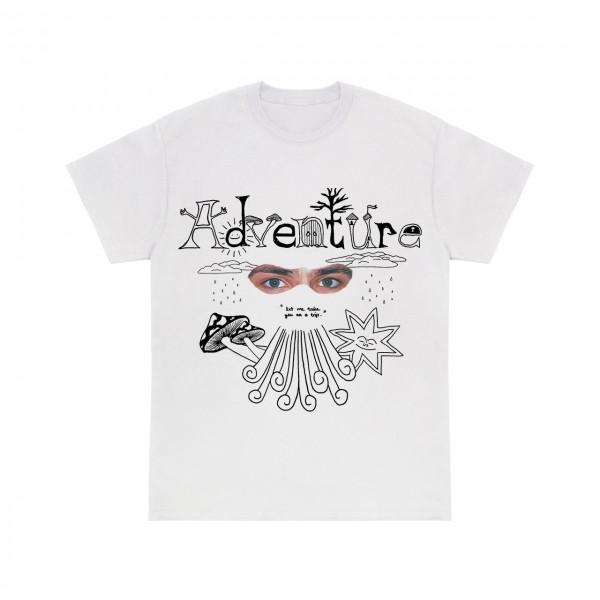 Atrip - Adventure White Shirt