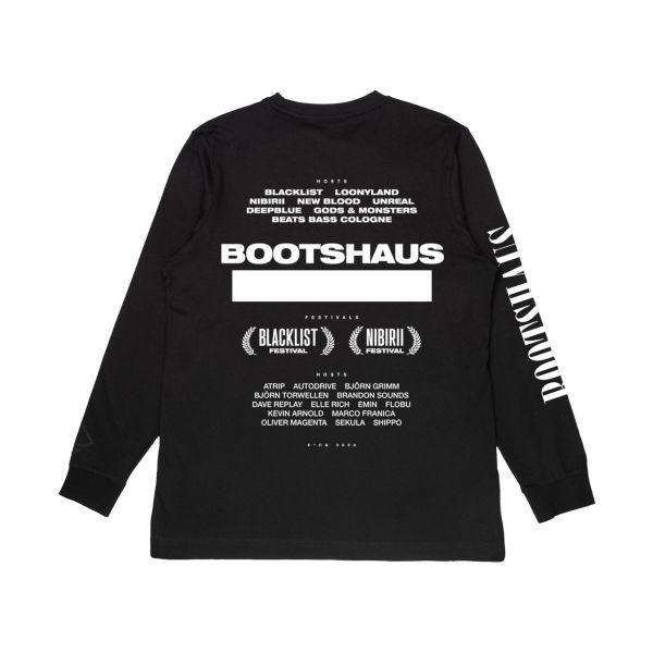 Bootshaus - 16 Years Longsleeve