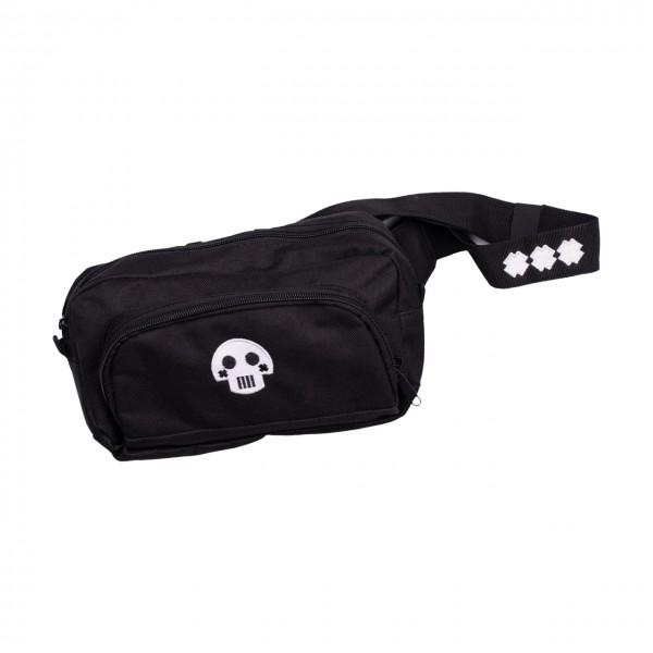 Blacklist - Skull Waistbag V2
