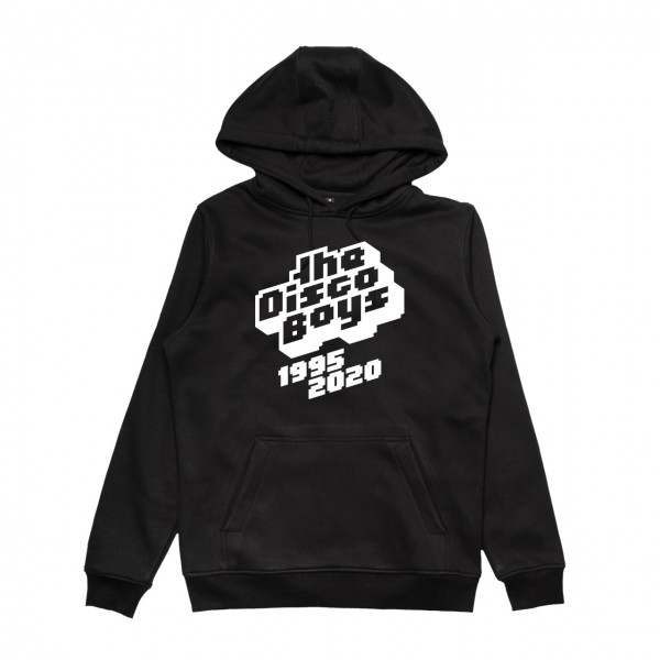 The Disco Boys - Bitmap Hoodie