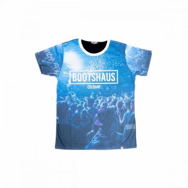 Bootshaus - Blue Print Shirt