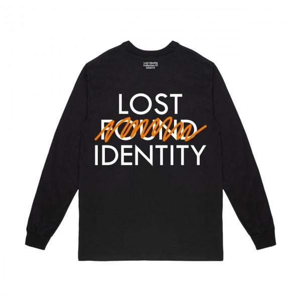 Lost Identity - Lost Found Longsleeve