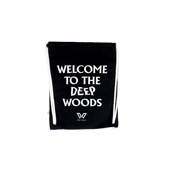 Pretty Pink - Welcome to the Deepwoods Gymbag