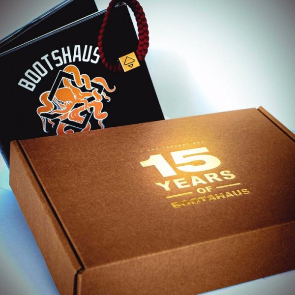 Bootshaus - 15 Years of Bootshaus - Limited Combo | Bootshaus x Electric Family