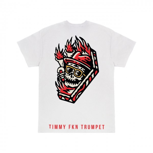 Timmy Trumpet - Coffin T-Shirt Extra Large (B-Ware)