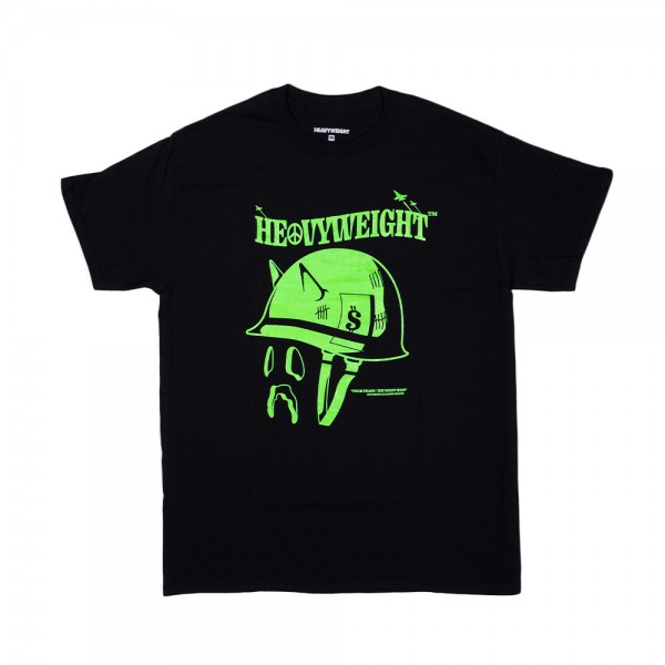 Heavyweight Records - Sad Soldier Shirt