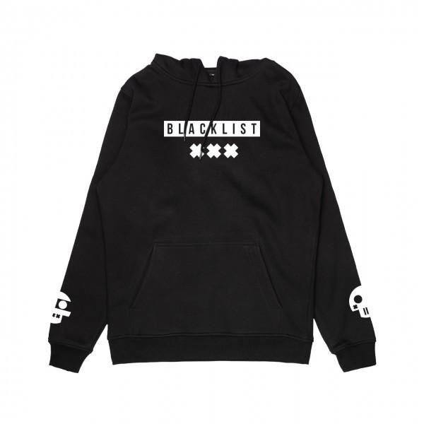 Blacklist - Collection 1 Hoodie 3XL (B-Ware)