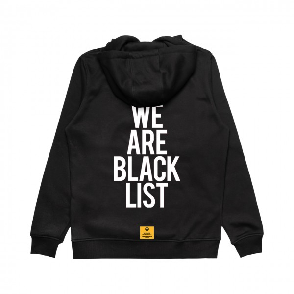 Blacklist - We are Hoodie Basic 2020