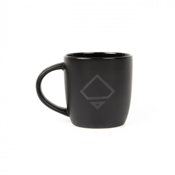 Bootshaus - Black on Black Mug