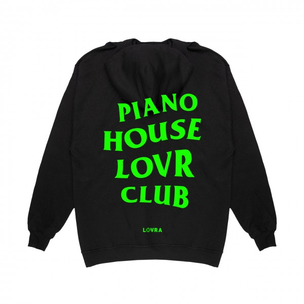 Lovra - Piano House Lover Club Hoodie