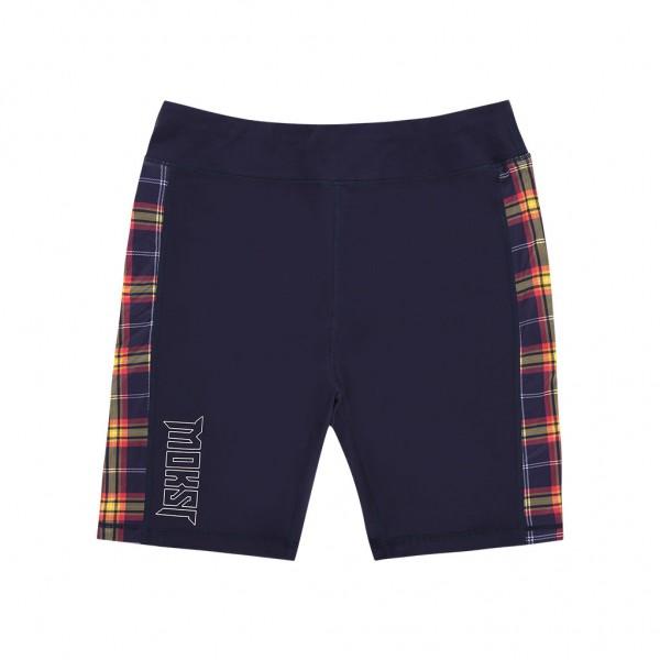 Moksi - Tartan Bike Shorts