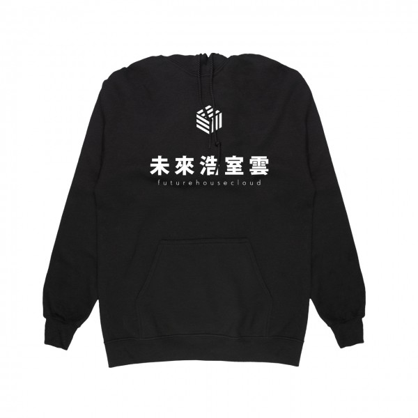 Future House Cloud - Basic Hoodie