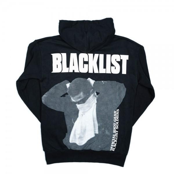 Blacklist - Rage Hoodie