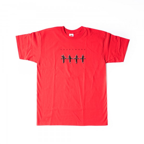 Kraftwerk - Pixel T-Shirt