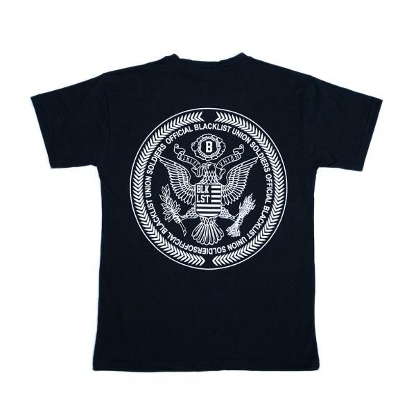 Blacklist - Crest T-Shirt