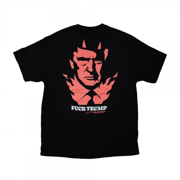 Heavyweight Records - Fuck Trump Shirt
