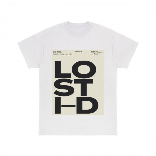 Lost Identity - X Shirt
