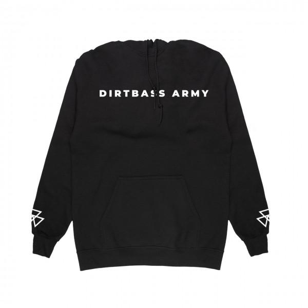 Dirtbass - Army Hoodie Medium (B-Ware)