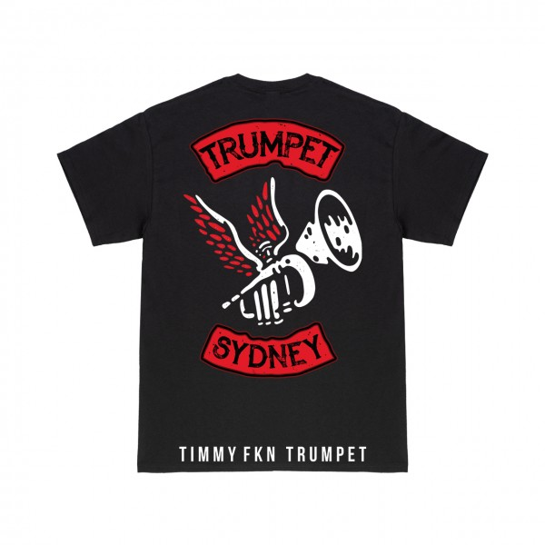 Timmy Trumpet - Sydney Wings T-Shirt