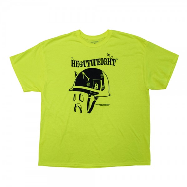 Heavyweight Records - Sad Soldier Neon Shirt