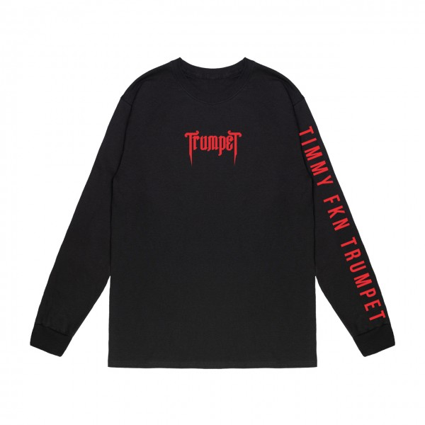 Timmy Trumpet - Coffin Long Sleeve