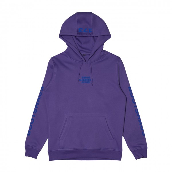 Bootshaus - Colored Hoodie Ultraviolett